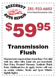 Jiffy Lube Transmission Flush >> Discount Auto Repair & Car Service Coupons - Houston